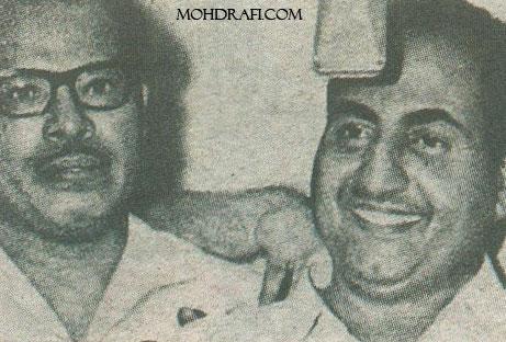 Mohd Rafi and Manna Dey