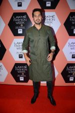 Dino Morea on Day 4 at Lakme Fashion Week 2016 on 2nd April 2016