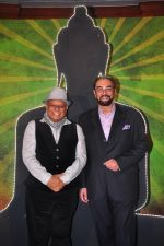 Dr. B.K Modi, Kabir Bedi at Zee launches Buddha serial in J W Marriott in Mumbai on 2nd Sept 2013.JPG