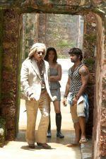 Naseeruddin Shah, Sunny Leone and Sachiin Joshi in Kaizad Gustad_s Jackpot.jpg