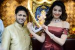 Urvashi Rautela at the launch of  Sunar jewellery shop Karol Bagh in New Delhi on 22nd April 2015 (1)_5537b4bd9314f.jpg