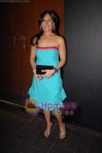 maheka mirpuri at Photographer Sumeet Chopra_s birthday bash in Oba on 20th March 2009.JPG