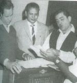 Mukesh -  hasrat raj kapoor and others.jpg
