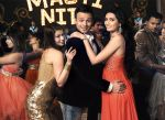 Maryam Zakaria, Vivek and Karishma Tanna in still from the movie Grand Masti.jpg