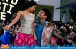 Riteish Deshmukh and Sonalee Kulkarni in still from the movie Grand Masti (2).jpg