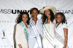 Trinere Lynes, Miss Universe Bahamas 2007, Renata Christian, Naemi Monte and Saneita Been 2007-2.jpg