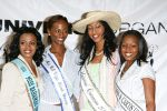 Trinere Lynes, Miss Universe Bahamas 2007, Renata Christian, Naemi Monte and Saneita Been 2007-3.jpg