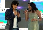 Suzi Mann interview Shah Rukh Khan at the Asian lifestyle show in London - 6.jpg