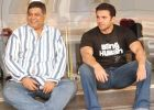 Partner screening for underprivileged kids at Cinemax - David Dhawan, Sohail Khan.jpg