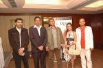 I am A Love Addict - Producers- Sanjay Saagar, Sanjay Trivedi, Aashu Patel and Actress Khushi, Actor-Director Amit.R.Agarwal.jpg