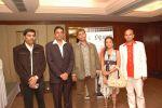 I am A Love Addict - Producers- Sanjay Saagar, Sanjay Trivedi, Aashu Patel and Actress Khushi, Actor-Director Amit.R.Agarwal.jpg