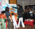 Abhishek Bachchan paints for Khushi at the Hlton Hotel - Abhishek Bachchan - 18.jpg