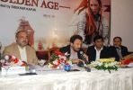 Shekhar Kapoor, A.R.Rehman at the press conference of Elizabeth The Golden Age (3).jpg
