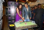 Bipasha Basu, John Abraham at the Permiere of Dhan Dhana Dhan Goal.jpg