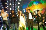 John Abraham, Bipasha Basu, Boman Irani, Harshit on Star Voice of India.jpg
