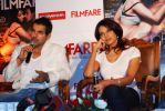 John Abraham, Bipasha Basu at the new filmfare issue launch (5).jpg