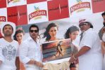John Abraham, Vijay Mallya at unveiling of Kingfisher Swimsuit Special 2008.jpg