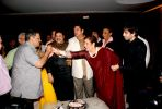 Ranjeet, Subhash Ghai, Satish Shah at Shatrughan Sinha_s birthday party (2).jpg