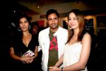 Sophie Chaudhary, Parvin Dabbas, Preeti Jhangiani at the Launch of Dabboo Ratnani_s Calender 2008 (1).jpg