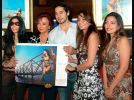 Dino Morea at the launch of Gladrags Swimsuit Calendar 2008 (2).JPG