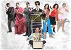 Shekhar Suman, Tanaz Currim, Gauri Karnik, Raj Zutshi, Himanshu Jhunjhunwala, Vishwajeet Pradhan, Rajesh Vivek, Khyali Sarhan, Ambika Chowdhry in One Fine Monday.jpg