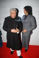 Javed Akhtar at Farhan Akhtar_s bash for German watch Alange (42).JPG