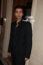 Karan Johar at Farhan Akhtar_s bash for German watch Alange (63).JPG