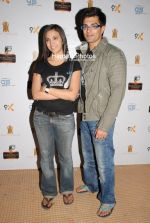Shilpa Anand, Karan Grover - Global Indian TV honors practice session (11).JPG