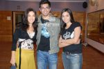Shilpa Anand, Karan Grover - Global Indian TV honors practice session (14).JPG