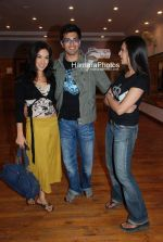 Shilpa Anand, Karan Grover - Global Indian TV honors practice session (16).JPG