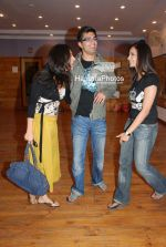 Shilpa Anand, Karan Grover - Global Indian TV honors practice session (18).JPG