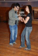 Shilpa Anand, Karan Grover - Global Indian TV honors practice session (22).JPG