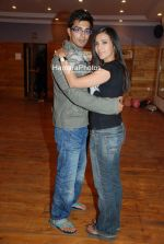 Shilpa Anand, Karan Grover - Global Indian TV honors practice session (24).JPG