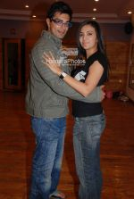 Shilpa Anand, Karan Grover - Global Indian TV honors practice session (26).JPG