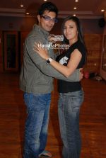 Shilpa Anand, Karan Grover - Global Indian TV honors practice session (27).JPG
