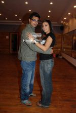 Shilpa Anand, Karan Grover - Global Indian TV honors practice session (28).JPG