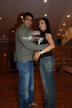 Shilpa Anand, Karan Grover - Global Indian TV honors practice session (29).JPG