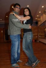 Shilpa Anand, Karan Grover - Global Indian TV honors practice session (31).JPG