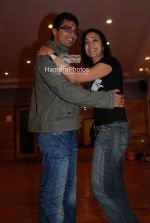 Shilpa Anand, Karan Grover - Global Indian TV honors practice session (32).JPG