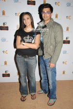 Shilpa Anand, Karan Grover - Global Indian TV honors practice session (9).JPG