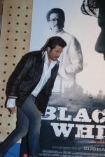 Anil Kapoor at Subhash Ghai_s birthday bash and music launch of film Black And White.JPG