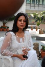 Shefali Shah at Subhash Ghai_s birthday bash and music launch of film Black And White (59).JPG