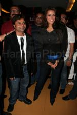 Rajpal Yadav, Neha Dhupia at Rama Rama Kya Hai Dramaa premiere at Cinemax on Jan 30th 2008 (72).jpg