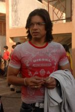Shaan at Race music launch on the sets of Amul Star Voice Chotte Ustaad in Film City on Feb 4th 2008 (55).jpg