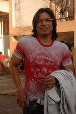 Shaan at Race music launch on the sets of Amul Star Voice Chotte Ustaad in Film City on Feb 4th 2008 (56).jpg