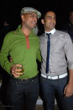 Upen Patel at Arjun Khanna_s fashion event launch of 180 degrees in Indigo on Feb 5th 2008 (46).jpg