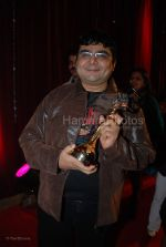 Deven Bhojani at the Global Indian TV Awards red carpet in Andheri Sports Complex on Feb 1st 2008 (49).jpg