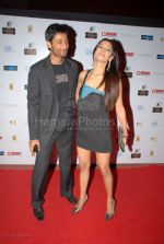 Indraniel n Barka at the Global Indian TV Awards red carpet in Andheri Sports Complex on Feb 1st 2008 (20)~0.jpg