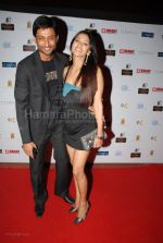 Indraniel n Barka at the Global Indian TV Awards red carpet in Andheri Sports Complex on Feb 1st 2008 (21)~0.jpg