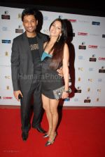 Indraniel n Barka at the Global Indian TV Awards red carpet in Andheri Sports Complex on Feb 1st 2008 (22)~0.jpg